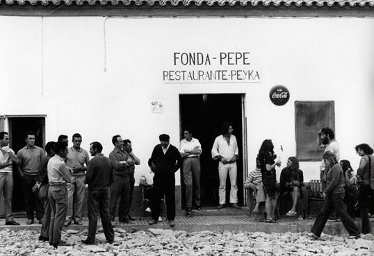 Entrata Fonda Pepe