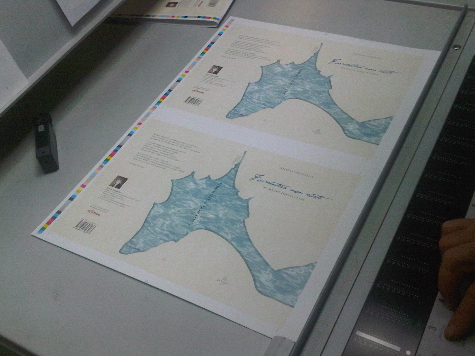 La copertina di Formentera non esiste