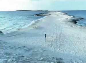 La spiaggia di Illetes deserta