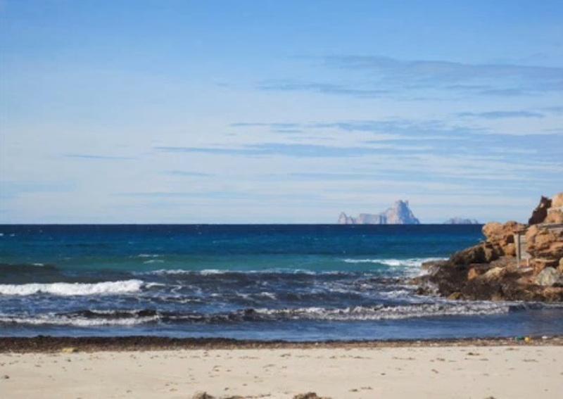 Cala Borras Formentera
