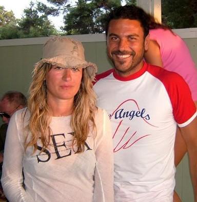 Stefano Fiore e Stefania Campanella
