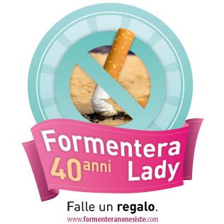 40 anni Formentera Lady