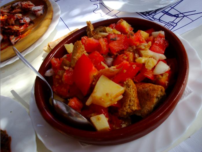 piatto tipico formentera