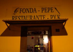 fonda pepe san ferran