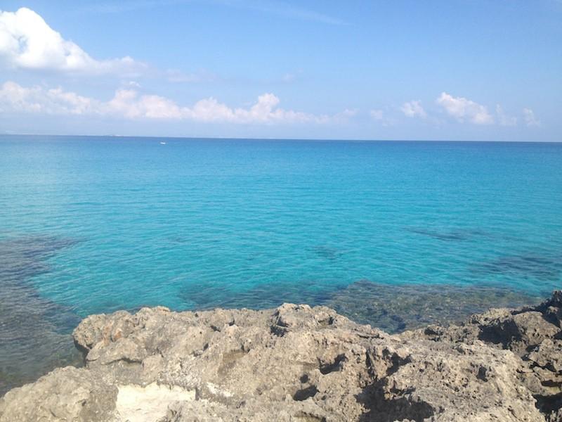 Mare a Es Calò Formentera