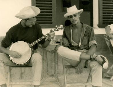 Hippy, Isla e Rock&roll