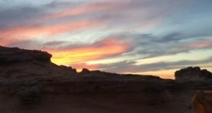 tramonto- colori
